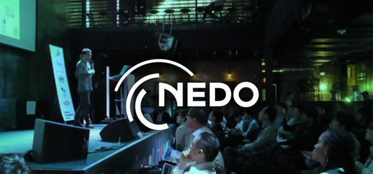 経済産業省とNEDO主催のピッチイベントで優秀賞、NICT賞をダブル受賞